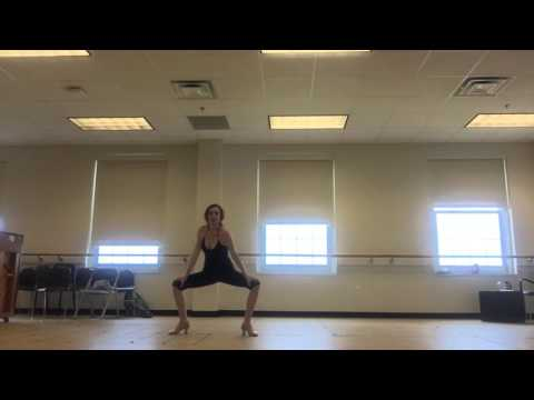 Jekyll and Hyde Dance Audition- Bring on the Men