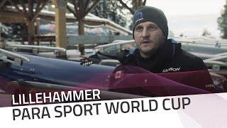 Para-Bobsleigh athletes feel honoured in Norway | IBSF Para Sport Official