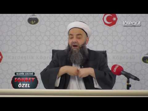 Cübbeli Ahmet Hoca İle Kadir Gecesi...