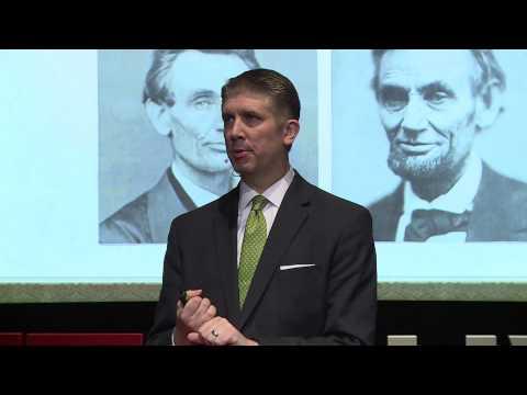 Abraham Lincoln | Matthew Holland | TEDxUVU