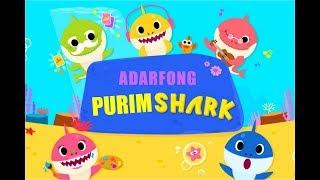 """""""Purim Shark"""" - Rosenblum Shaloch-E-Manos - Purim 2019 ~ פורים תשע"""