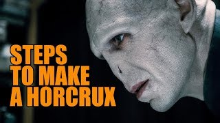 The REAL way to Make a Horcrux - Harry Potter Fan Theory