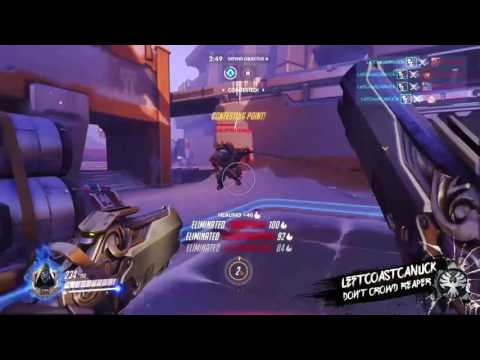 Overwatch: Don't fear the REAPER