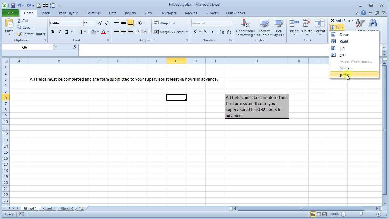 how to add word to excel cell with command