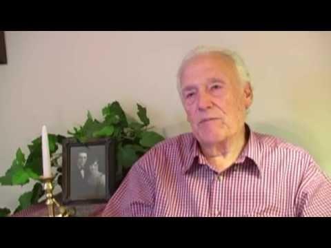 Joseph Hancock Interview 2006 (1 of 2)