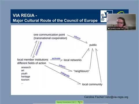 ITB Academy Webinar: All Same - All Different - The Council of Europe Cultural Routes