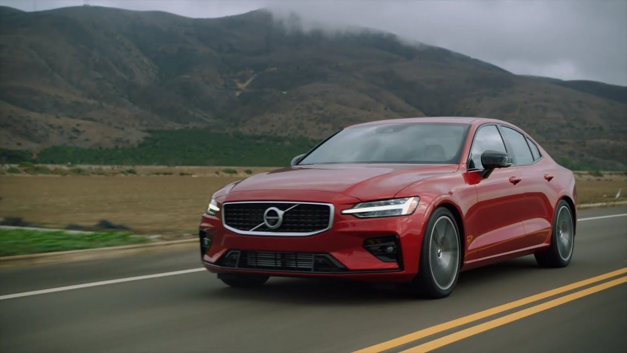 2019 Volvo S60 T6 Awd R Design Running Footage