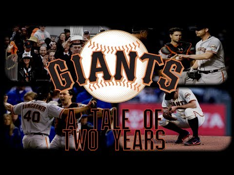 The San Francisco Giants: A Tale of Two Years