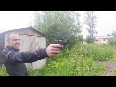 Обзор сигнального пистолета Zoraki Stalker M 906 (отстрел, разбор )