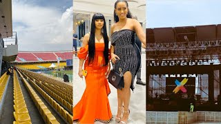 Cardi B In Ghana - Live From Accra Sports Stadium