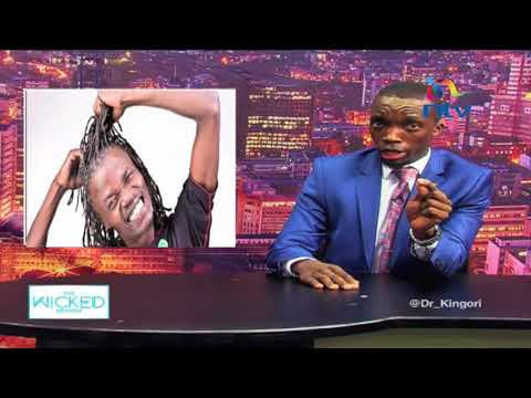 Juliani weighs in on Kenya's cycle of bad governance - The Wicked Edition
