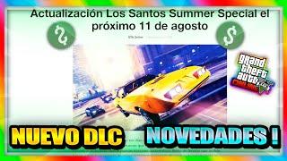 """*NUEVO DLC* """"NOVEDADES"""" NUEVAS MISIONES CARROS SUPER ACTUALIZACION """"11 DE AGOSTO"""" [GTAV Online 1.50]"""