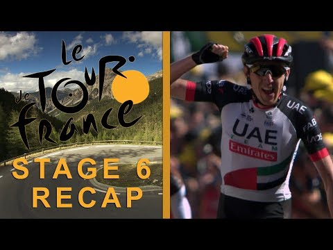 Tour de France 2018: Stage 6 Recap I NBC Sports