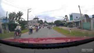 Tai nạn xe Cầu mươn khai lớn An Giang