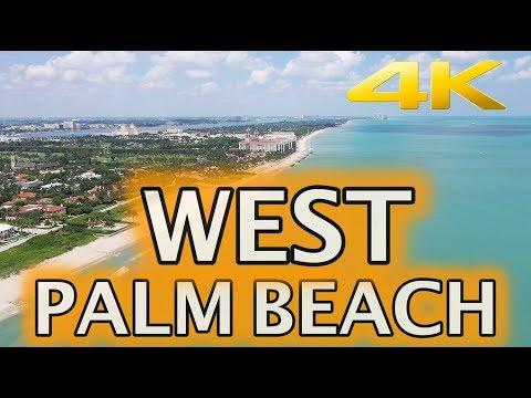 West Palm Beach Florida Travel Tour 4K