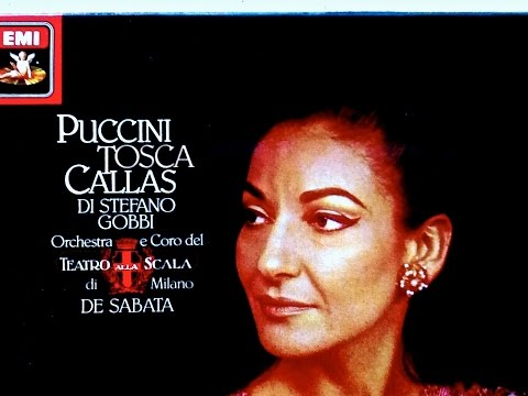 Puccini - Tosca (Callas,Di Stefano,Gobbi - recording of the