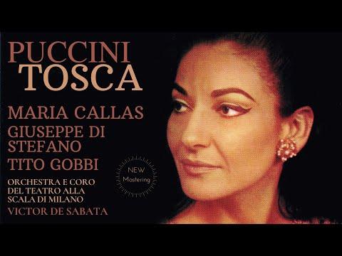 Puccini - Tosca (Callas,Di Stefano,Gobbi - recording of the Century : Victor De Sabata)