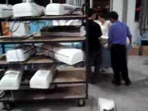 Ningbo Linzone factory
