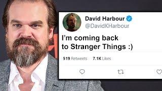 Stranger Things Cast Leaks Secrets About Season 4
