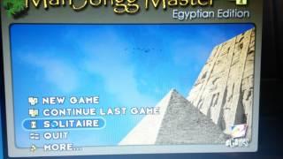 Mahjong Master Egyptian Edition