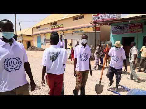ILO Creating Decent Work Opportunities in Somalia