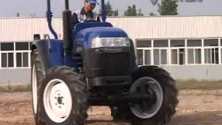 Foton tractor maintenance and operation manual - part 1