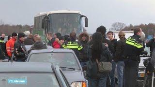 Snelwegblokkeerders sinterklaasintocht: van protest tot rechtszaak - RTL NIEUWS