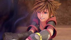 Kingdom Hearts 3 ALL Keyblade Graveyard Cutscenes (PS4/Xbox One) Game Movie 720p HD