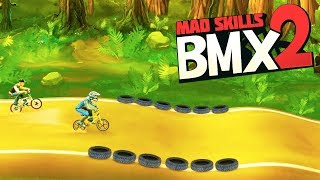 Mad Skills BMX 2   Android / ios Games 2018 Gameplay   Friction Games