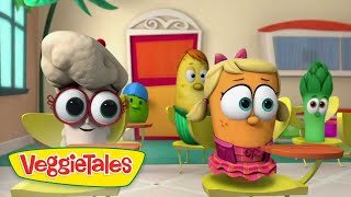 Veggietales In The House Wikipedia ★ Veggietales In The House Calling Larryboy ★