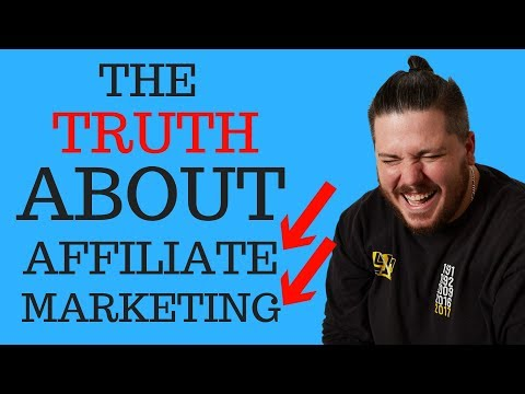 Affiliate Marketing – The TRUTH of a Sustainable Online Business