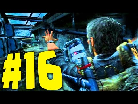 SACRIFICARE ELLIE PER CURARE L' INTERA UMANITA' ?!  - The Last Of Us #16