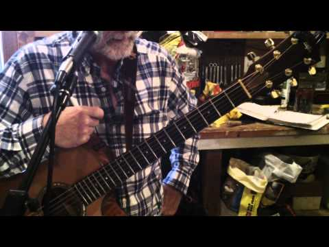 Simple Gifts - Lord of the Dance - solo guitar (LGH Lsn #25)