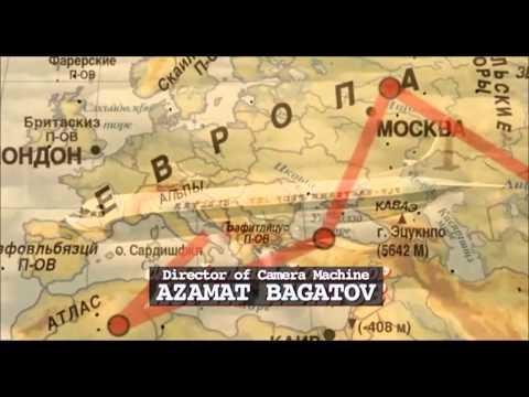 Borat Travelling music clip