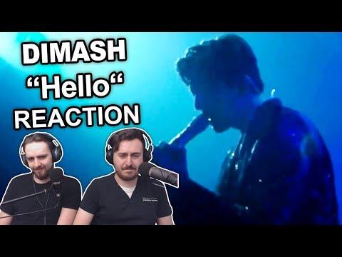 """Dimash Kudaibergen - Hello"" Reaction"
