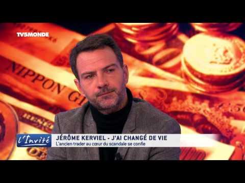 Jérôme KERVIEL dénonce les tromperies  de la Société générale