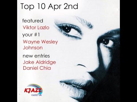 KJAZZ Radio UK Smooth Jazz Weekly Top 10 - Apr 2nd 2017