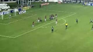 Copa do Brasil 2009 - Quartas de final - Jogo de Ida - Vasco 4x0 Vitória - Melhores Momentos
