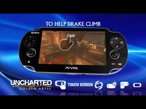 Trailer Uncharted: El Abismo de Oro - PS Vita