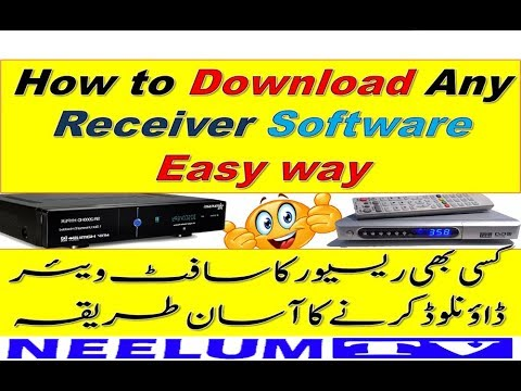 How to Download any HD Receiver Power VU key Software Easy way