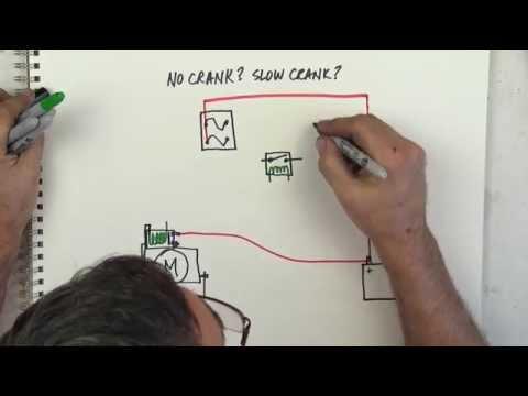 No Crank - Slow Crank