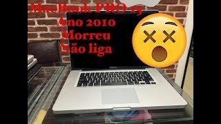 MacBook Pro A1286 Não liga