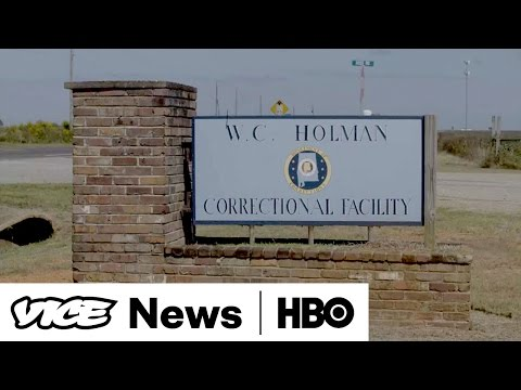 Inside The Prison Strikes Rippling Across The Country (HBO)