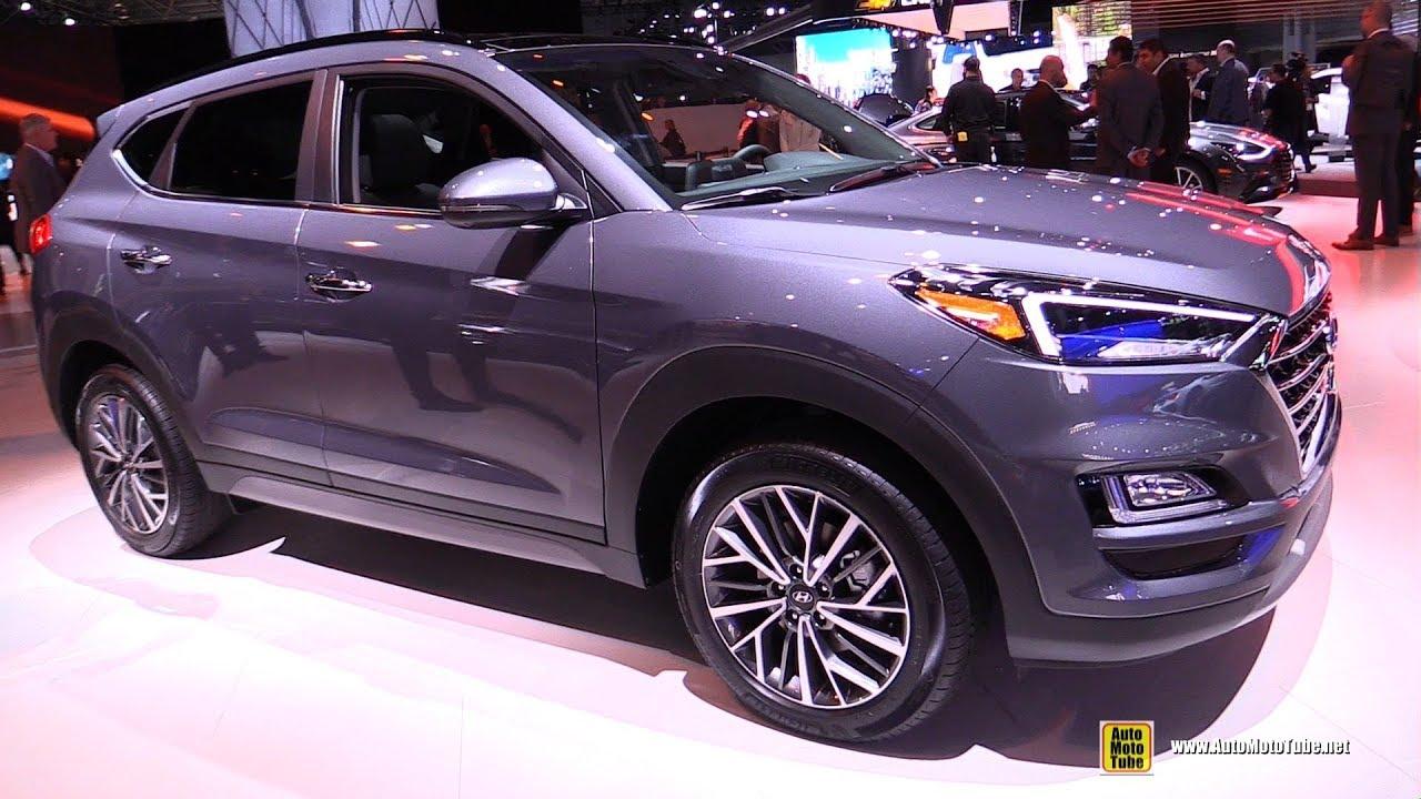 2019 Hyundai Tucson - Exterior and Interior Walkaround - 2019 NY Auto Show
