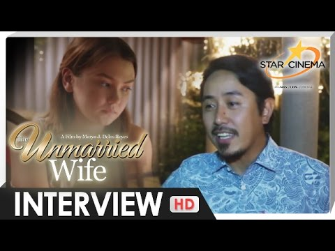 Interview - Paano ba magpapatawad? - 'The Unmarried Wife' - 동영상