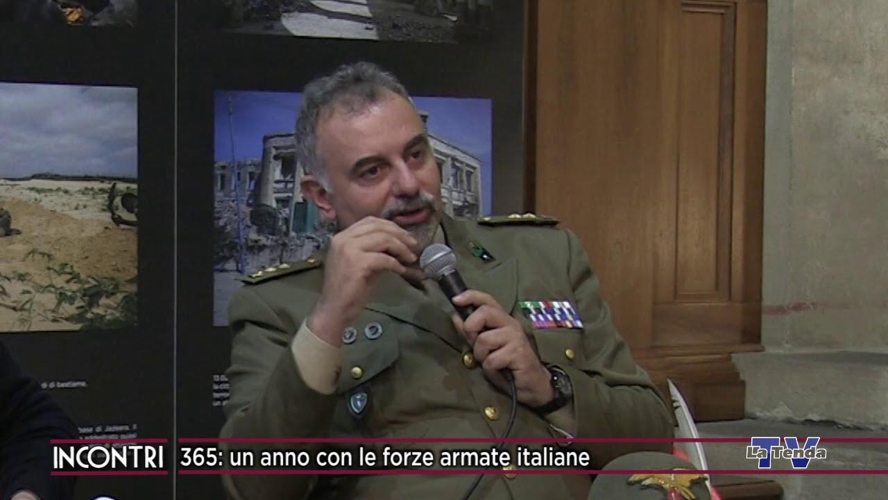 INCONTRI - 365: un anno con le forze armate italiane
