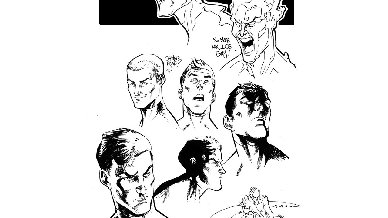 Back by Popular Demand... Iceman Returns this September