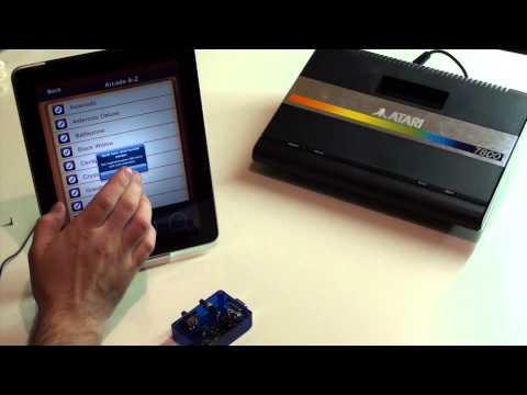 Joystick an das iPad anschließen (Atari 2600, 7800 Adapter) - Open Source iCade
