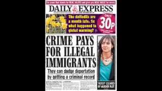 The Daily Express probably hates you too
