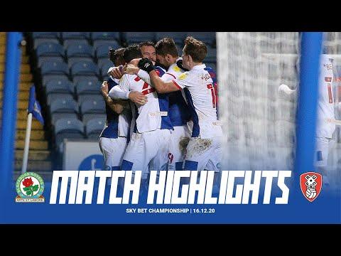Blackburn Rotherham Goals And Highlights